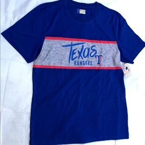 Texas Rangers MLB Men's Shirt